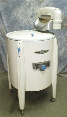 Speed Queen A60 Vintage Wringer Washers Washing Machines Electric Mid Century a