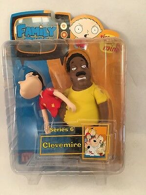 Family Guy - Clevemire - Series 6 Mezco Action Figure