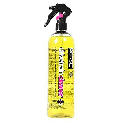 Muc-Off Drivetrain Cleaner 500ml Capped and Triggered