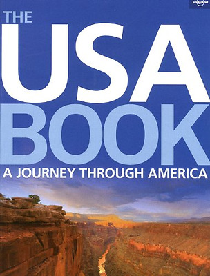 The USA Book (Lonely Planet General Pictorial), Good Condition Book, , ISBN 1742