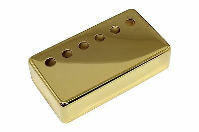 Humbucker Pickup cover Gold plated nickel silver 51mm pole spacing