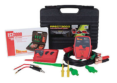 Power Probe ECT3000 Intelligent Circuit Tracer for Shorts and Opens