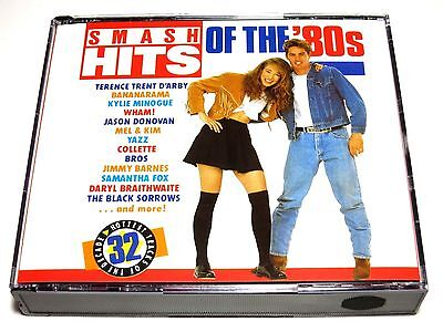compilation, SMASH HITS Of The 80s, Various Artists 2CD