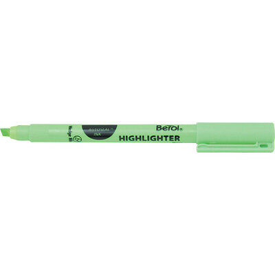 Berol Br25026 Green Highlighters (Pk-12)