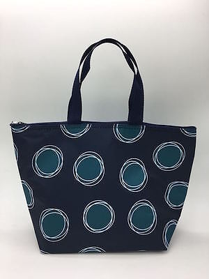 Defect Thirty one Thermal Picnic lunch Tote storage Bag in La Di Dot 31 gift