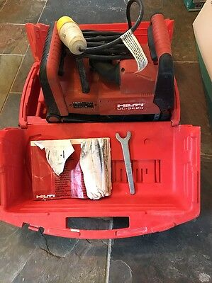 Hilti Wall Chaser DC-SE20 Lot 1