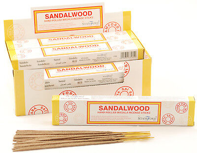 Stamford Sandalwood Masala Incense Sticks With Various Options - 382620