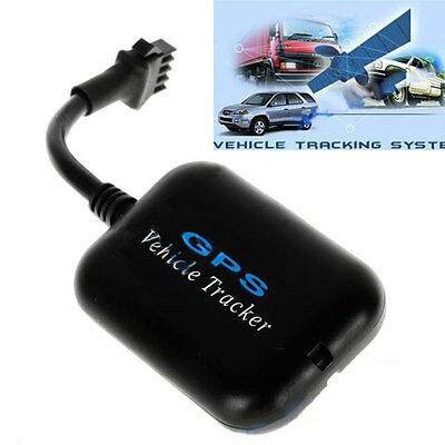 Mini Real-Time Bike Motorcycle Auto Car GSM GPRS Tracking Device Tracker