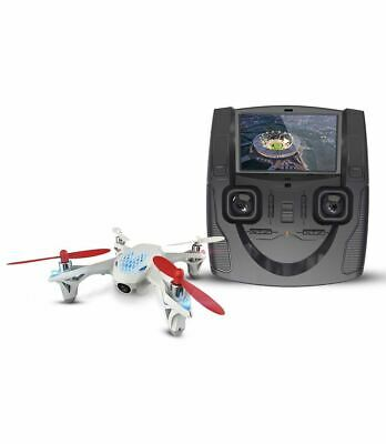 Hubsan X4 H107D FPV Mini RC Quadcopter  Drone Remote With Video Transmitter
