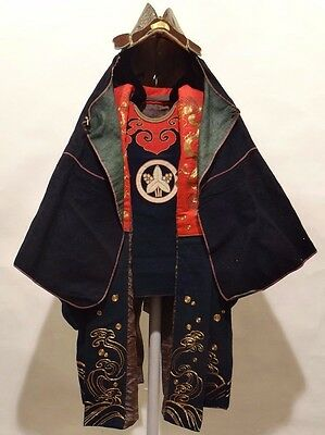 Late Edo/Early Meiji Period Japanese Samurai Commander's Firefighter Set