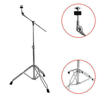 Boom Cymbal Stand - Quality Double Braced Stand by Tiger