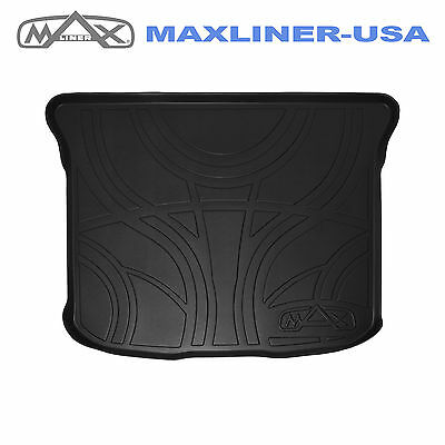 Maxtray 2007-2014 Ford Edge / Lincoln MKX Custom Fit Cargo Liner Mat Black