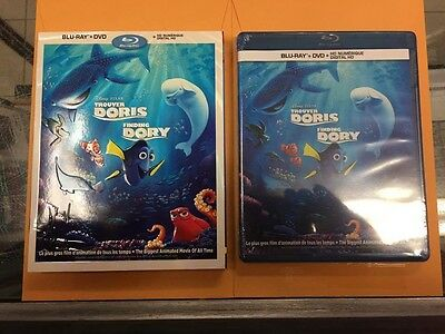 Finding Dory w/ Slipcover (BLURAY+DVD+Digital HD)