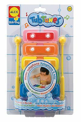 Alex Toys TUB TUNES WATER XYLOPHONE Musical Kids/Child Bath Toy BN