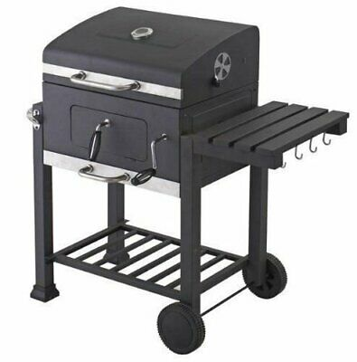 Super Grills Outdoor Pizza Oven Wood Fired Garden Charcoal BBQ Barbecue Grill