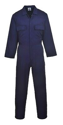 Portwest S999 Euro Work Boilersuit SmallT Navy