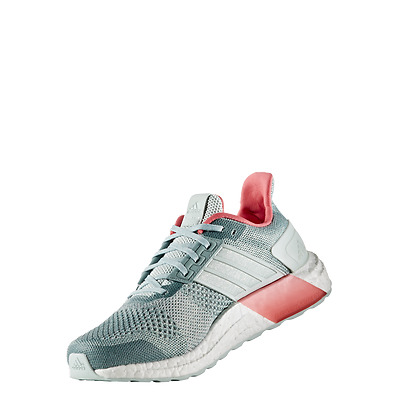 sale retailer 8470c 7050b Adidas Ultra Boost ST W, Womens Size 10 Medium  VapourGreenChalkwhiteSteel NEW