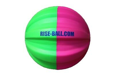 EZRISEBALL (Adv & Beg) 2 Ball Pkg Rise Ball Training Aid for Fast pitch Softball