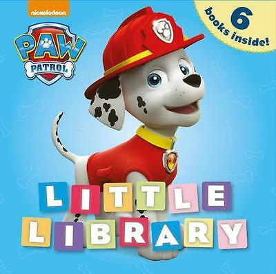 Nickelodeon Paw Patrol Little Library, Parragon Books   Hardcover Book   9781474