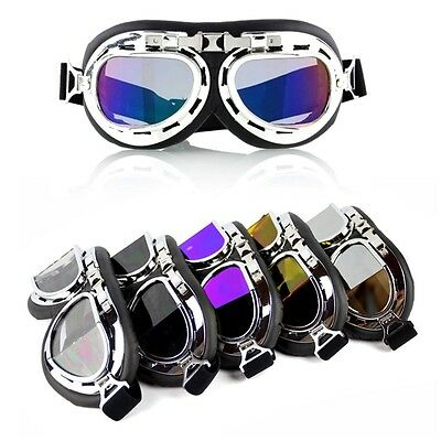 Adult Snow Sports Surfing Jet Ski Snowboard Snowmobile Goggles Windproof Glasses
