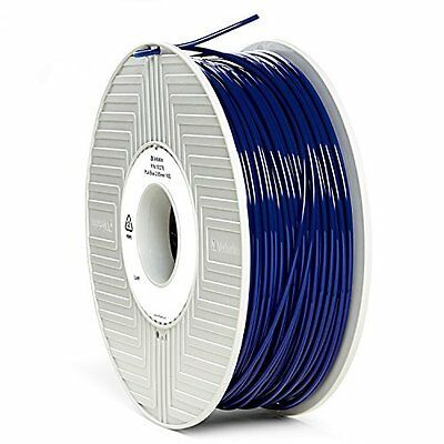 Verbatim 2.85 mm PLA Filament for Printer - Blue