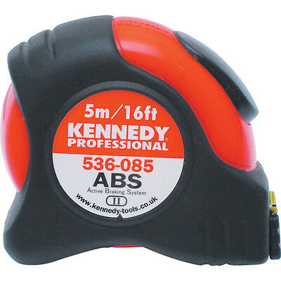 Kennedy 3M/10' Professional Abs Steel Tape