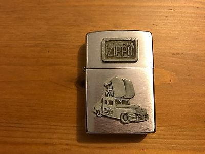 Zippo Car 1947 Limited Edition 1998 Zippo Lighter in excellent condition