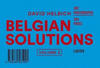 Belgian Solutions by David Helbich Paperback Book