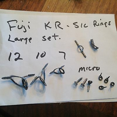 Fuji K R concept guides Series Micro Casting Guides tangle free large set