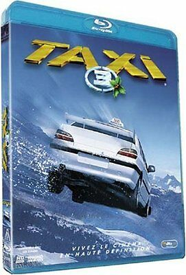 Taxi 3 BLU RAY NEUF SOUS BLISTER Samy NACERI Frederic DIEFENTHAL