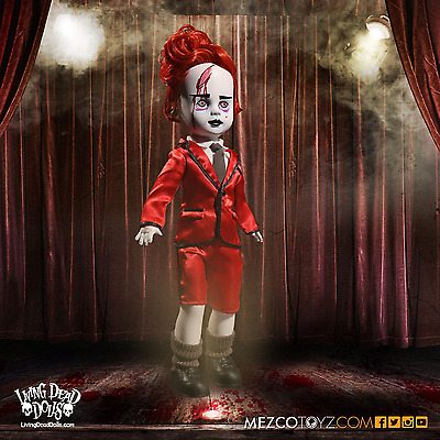 Living Dead Dolls - Moulin Morge Series 33 Carotte Morts By Mezco IN STOCK