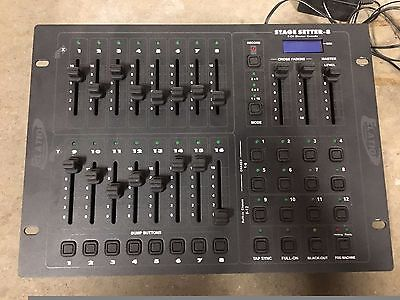 Elation Stage Setter 16 CH DMX STAGE LIGHTING CONSOLE