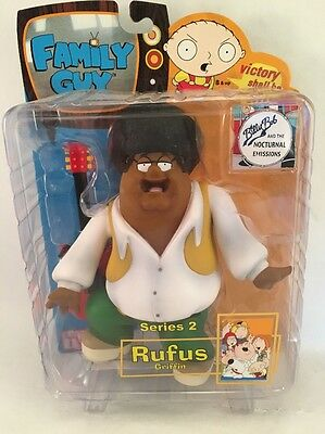 Family Guy - Rufus Griffin - Series 2 Mezco Action Figure