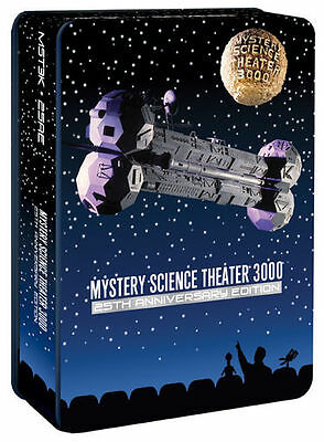 Mystery Science Theater 3000 25th Anniversary Collector's Edition TIN DVD Set