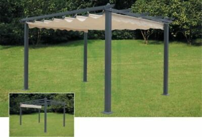 replacement beam stand for pergola mm with rope section mm 30x60 cm 384h