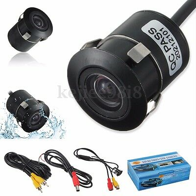 Waterproof Wide Angle Night Vision Anti fog Car Reverse Camera Rear View Parking