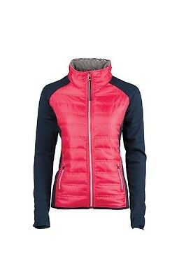 Weatherbeeta Dublin Ladies Audrey Zip Up Top