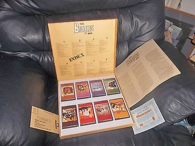 The Beatles Box Set From Liverpool 8 Tapes Cassettes Nearly Every Song Near Mint