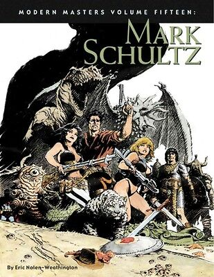 Mark Schultz by Mark Schultz Paperback Book (English)