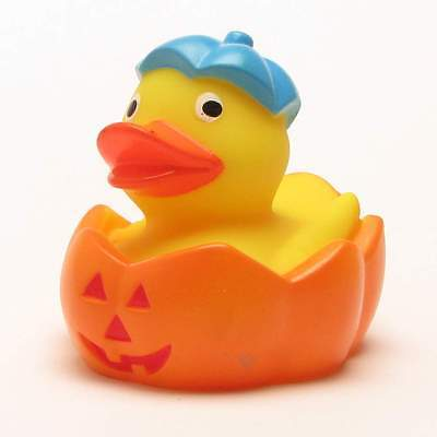 Rubber Duck Pumpkin Bath Duck Rubber Ducky Rubber Duckie