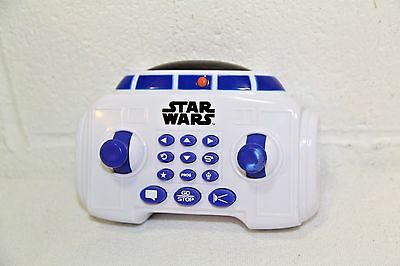 Thinkway Toys Star Wars R2-D2 Robitic Droid REPLACEMENT Remote Control, Works!