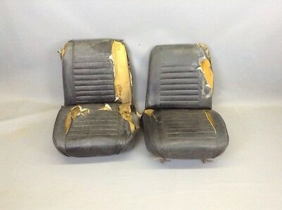 Ih International Scout 80 800  Bucket Seats Pair