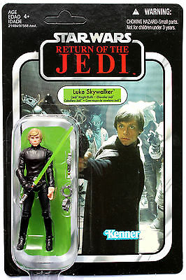 Star Wars The Vintage Collection Vc23 Lukeskywalker Jedi Knight Canadian Card