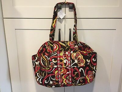 Vera Bradley NWT Baby Bag Puccini with Vera Bradley Puccini Changing Pad
