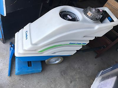 Used Castex Power Eagle 1000 Carpet Cleaner