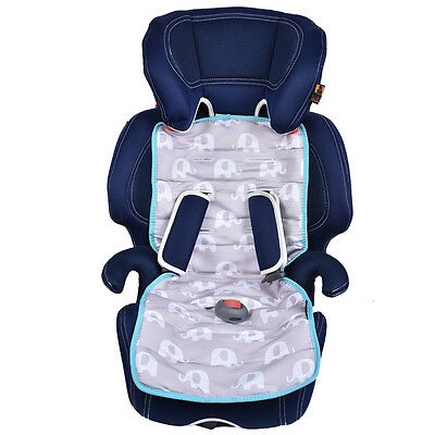 Reversible Baby Seat Liner for Stroller infant car seat covers Pad Cotton Rayon