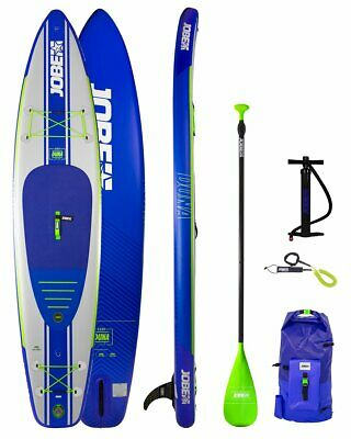 Jobe Duna 11.6 Inflatable Paddle Board Package Stand Up Paddle Board Surfboard