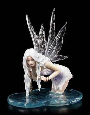 Elfen Figur - Fishing For Riddles by Selina Fenech - Veronese Fee Fairy Wasser