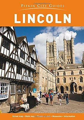 Lincoln City Guide (Pitkin Guide), Pitkin   Paperback Book   9781841656410   NEW