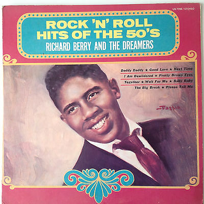 Richard Berry And The Dreamers (4) – Rock & Roll Hits Of The 50's(Vinyl LP)